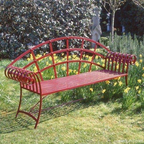 Ковка для сада - беседки, качели, мебель, Возле Дома
