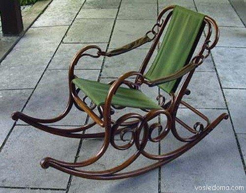 Кованоое кресло