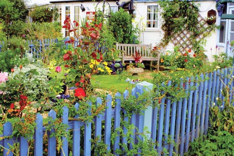 Загородная дача своими руками
