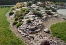 Альпийская горка, примеры