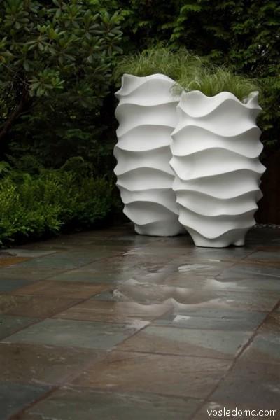 Малые формы из бетона своими руками
