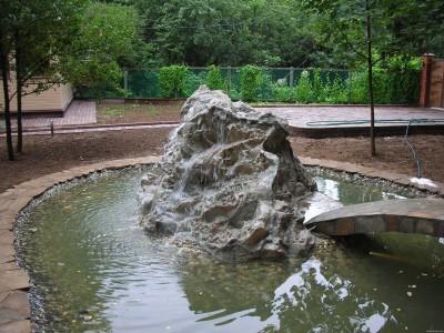 Бассейн или пруд