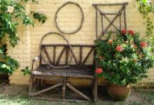 скамейки для сада