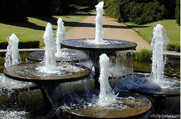 Как сделать фонтан девушке