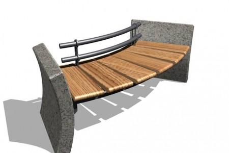 устойчивая добротная скамья от 5 тысяч рублей