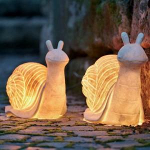 Оживающие светильники
