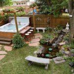 Сады в азиатском стиле, 40 фото