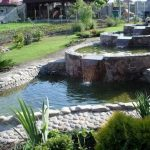 Декоративные водоемы, 50 фото