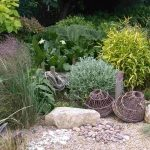 Гравийный сад – оригинальное украшение любой усадьбы