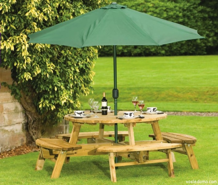 Складная мебель для отдыха на природе, для пикника