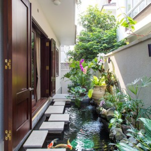 сад в азиатском стиле
