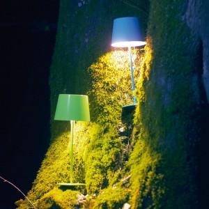 освещение возле дома