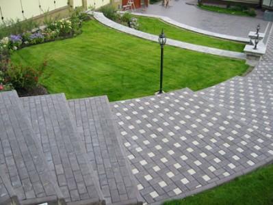 Плитка для тротуаров