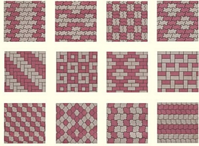 Варианты для оригинального укладывания плитки