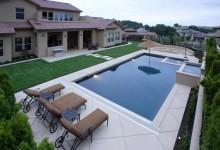 Строительство бассейна на своем участке