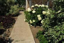 Как и из чего мостить садовые дорожки?