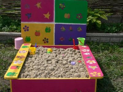 Интересные варианты обустройства детской площадки на дачном участке