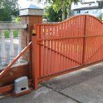 Ворота на вашем участке