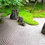 Восточная гармония или как выложить сад камней своими руками