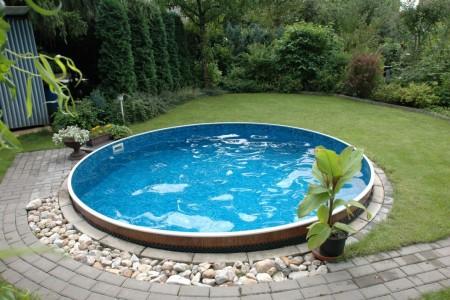 Способы установки своими руками различных вариантов бассейнов для дачи