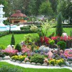 Оформляем альпийскую горку растениями