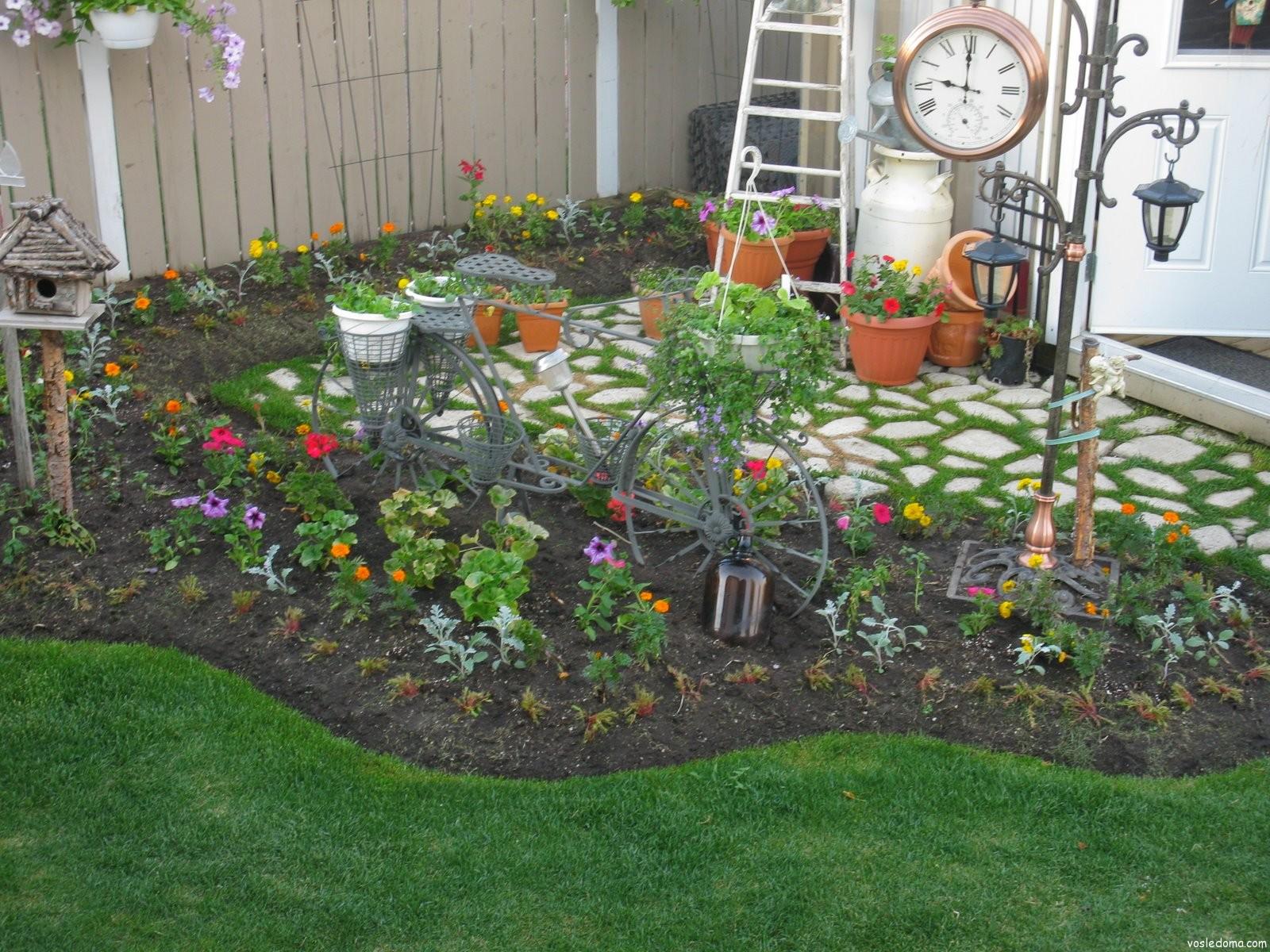 Дизайн саду своими руками