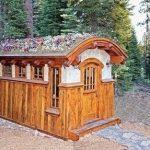 Зеленая крыша дачного дома: правила обустройства «газона» на кровле
