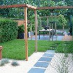 Сад в стиле минимализм – советы по обустройству
