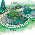 Три ландшафтных проекта в создании сада с применением почвопокровных растений