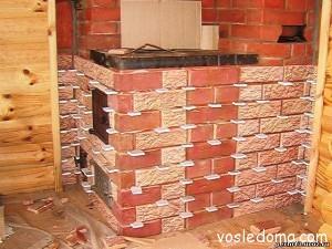 Разновидности термостойкой плитки для печей и каминов