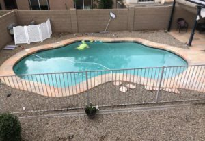 способы очистки бассейна