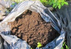 мусорные мешки для компоста