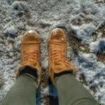 Преимущества удобной обуви