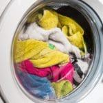 Ошибки, которых следует избегать при использовании стиральной машины